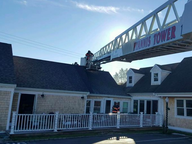 Fire At Fogo Brazilian BBQ In Hyannis Barnstable MA Patch