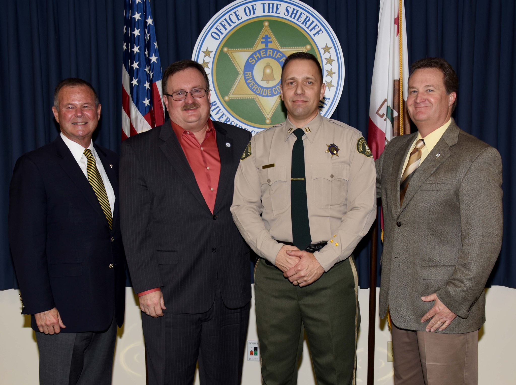 Lake Elsinore Sheriff's Station Has a New Commander: Capt ...