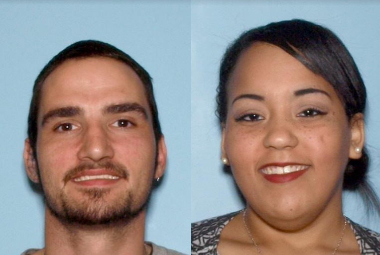 Police say couple stole Cartersville police car; guns inside