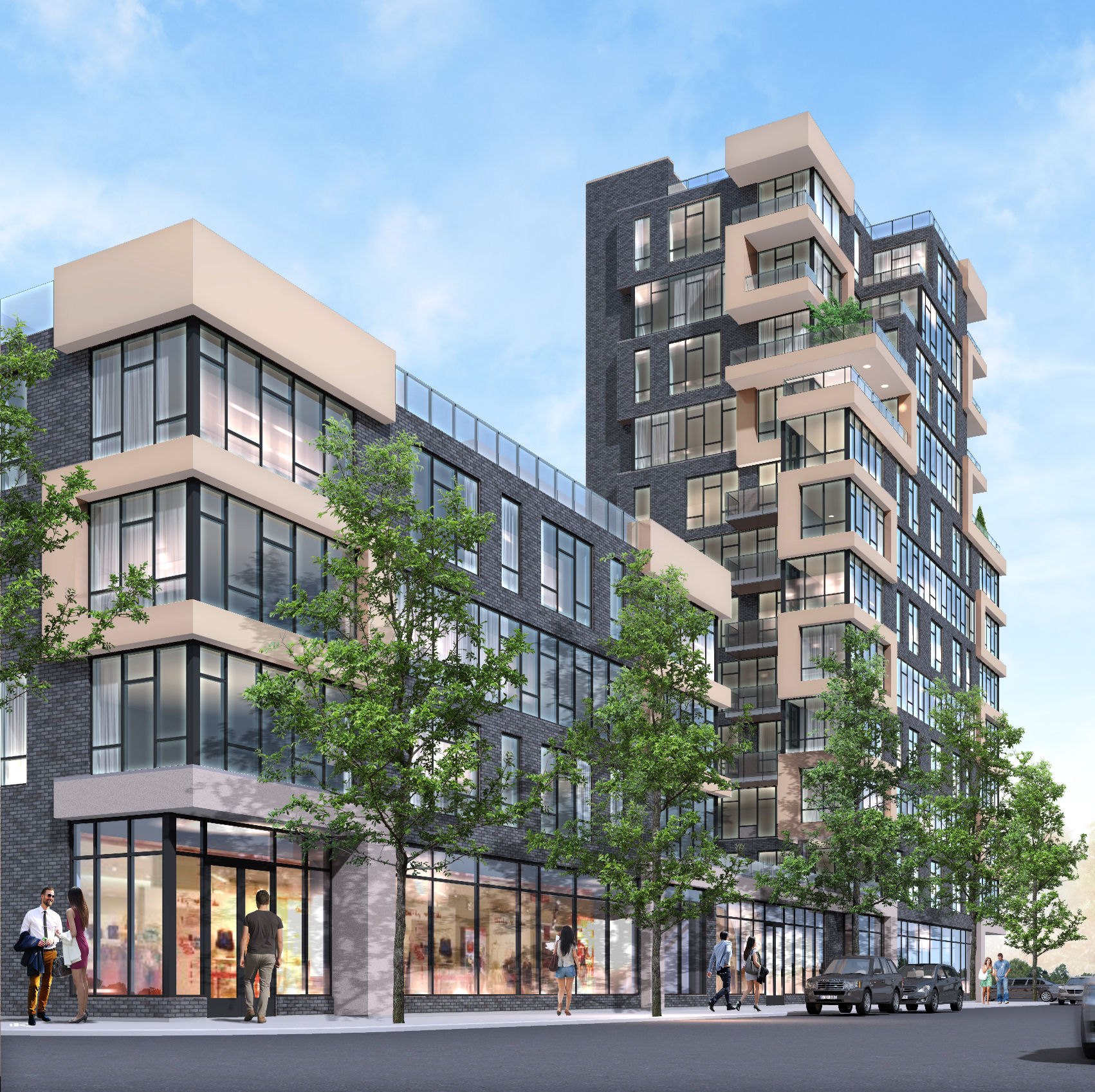 Renderings Released For East Harlem High Rise On Vacant