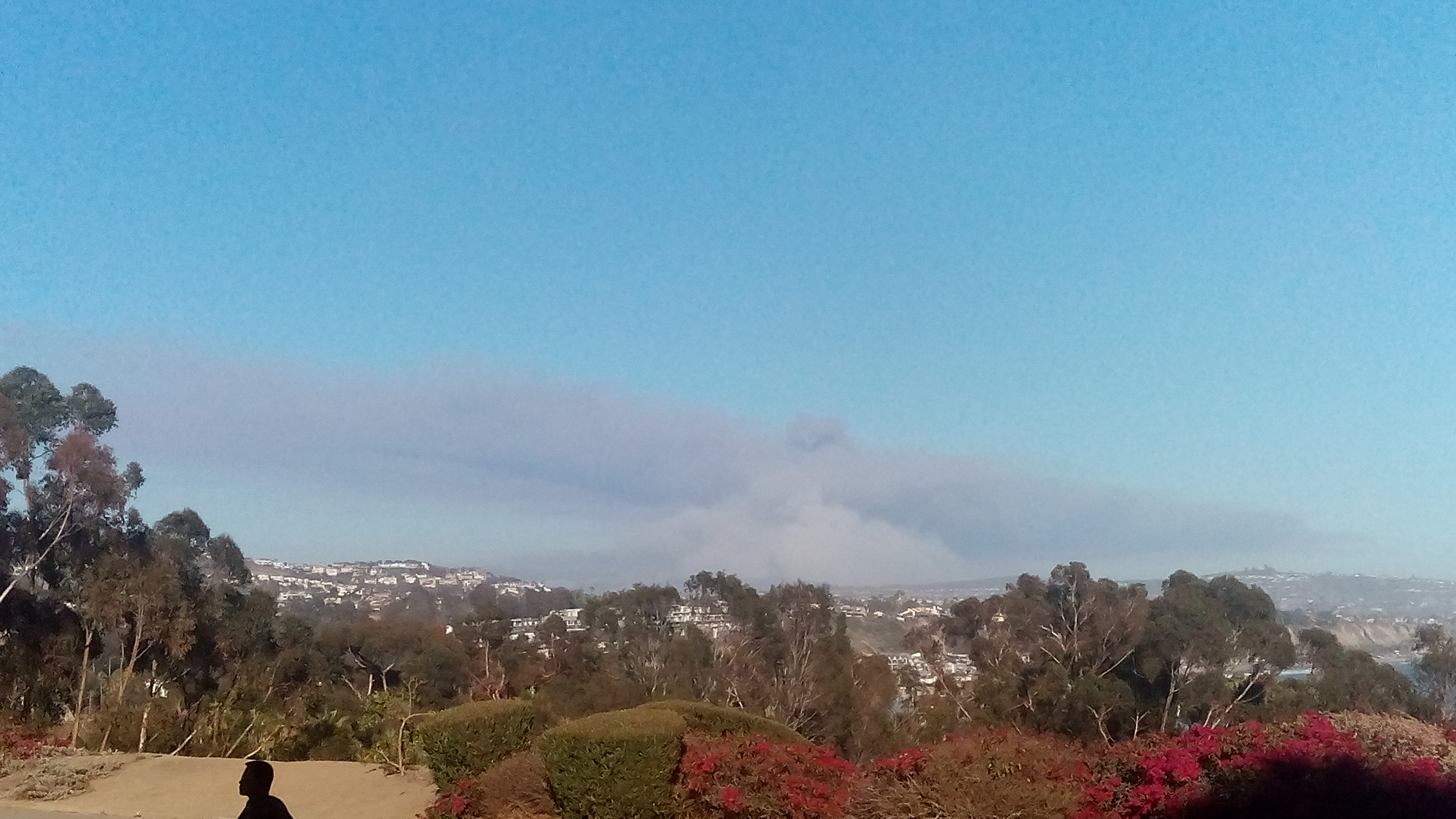 Oceanside Fire Update >> Where there's Smoke-Robler Fire at Camp Pendleton--Latest Update for San Clemente - San Clemente ...