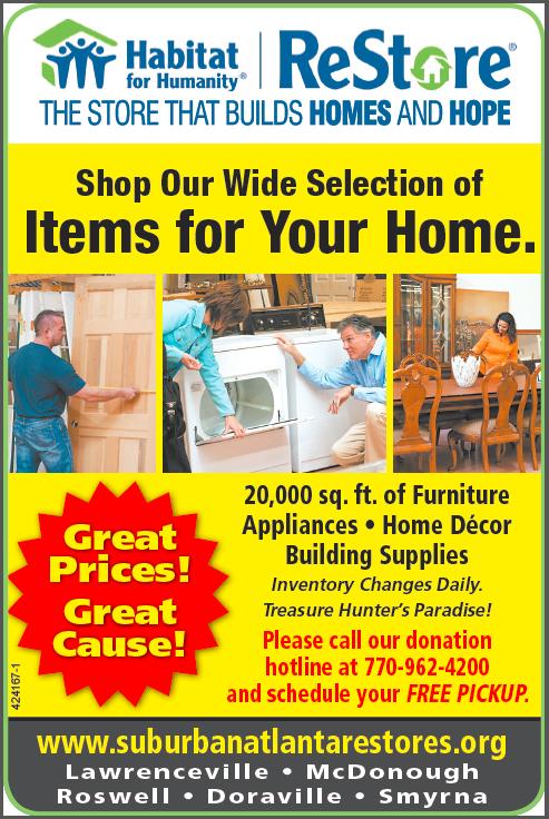 Donate Appliances Atlanta Ga