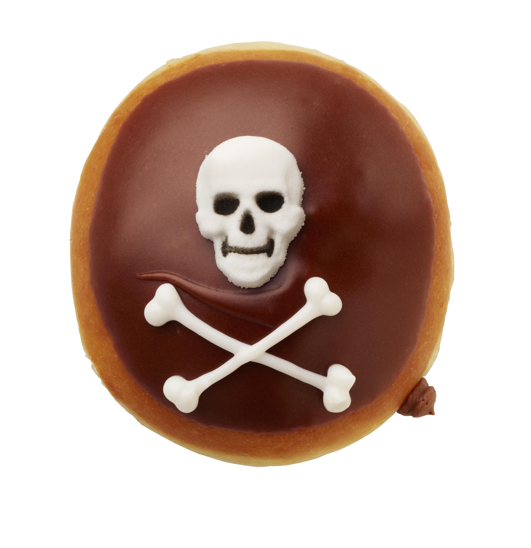 Talk like a pirate, get free Krispy Kreme doughnuts today