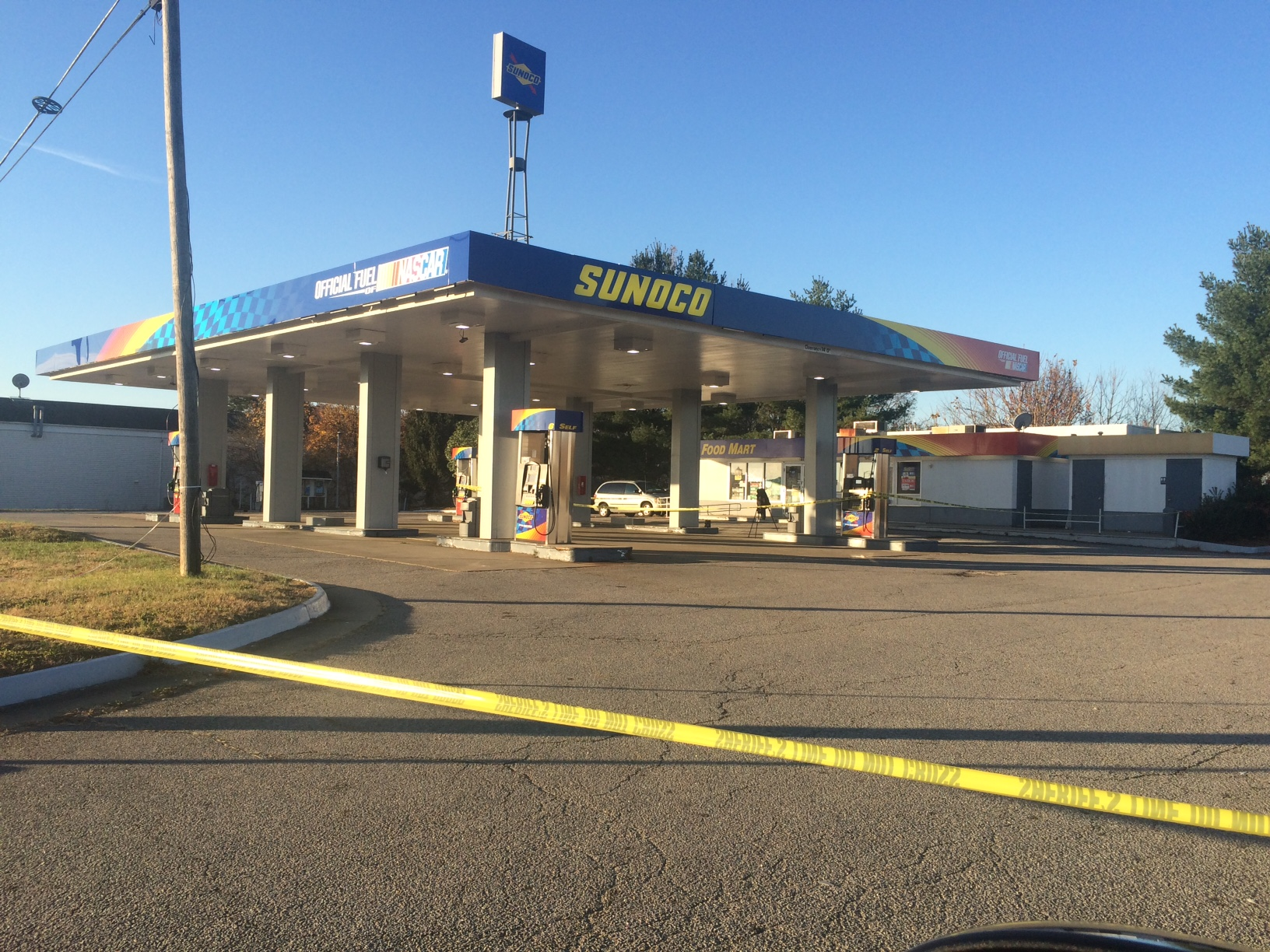 Man arrested in the death of Spotsylvania store clerk