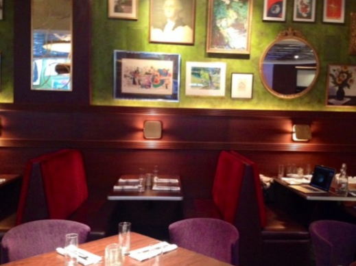 The majestic 39 s new chef replaced in alexandria old town alexandria va patch for Interior design old town alexandria