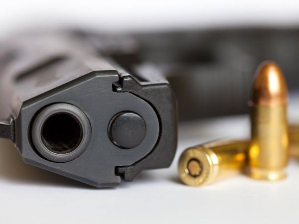South Bend police arrest Riley High School student found with loaded gun