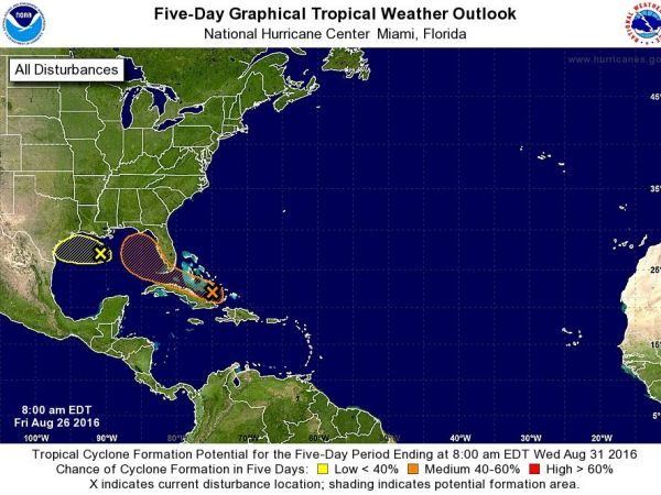 Storm Gaston expected to become hurricane again: United States monitor