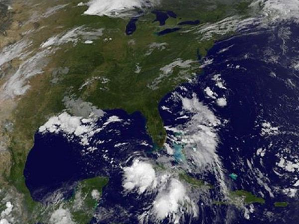 Some Gulf offshore platforms evacuated for storm