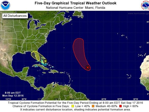 Little change in strength for Tropical Storm Ian