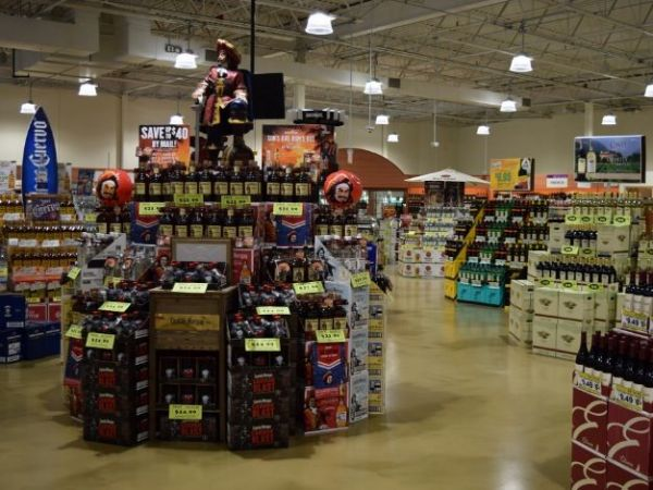 Biggest NH Liquor Store Ever Opening Thursday in Nashua