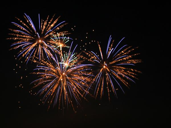 4th of July HD Images of Fireworks