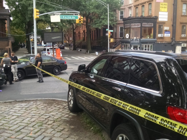 Off-Duty Cop Reportedly Shot Would-Be Mugger In Park Slope