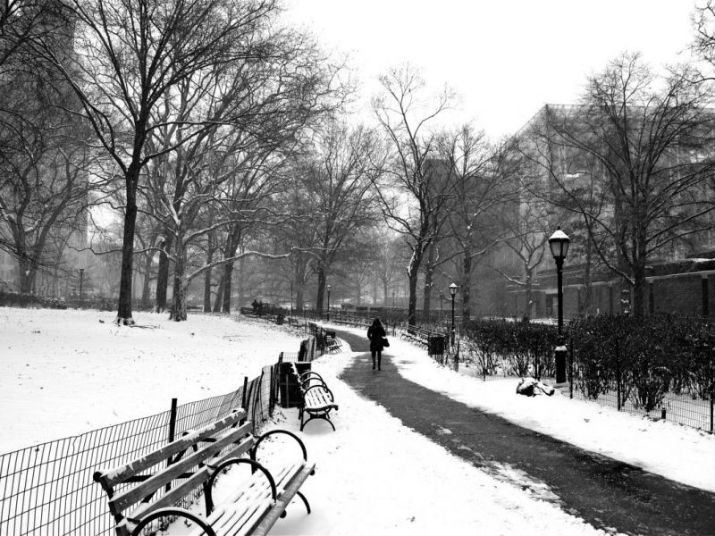 Long Range Weather Forecast Predicts Lots Of Snow For NYC New York City NY