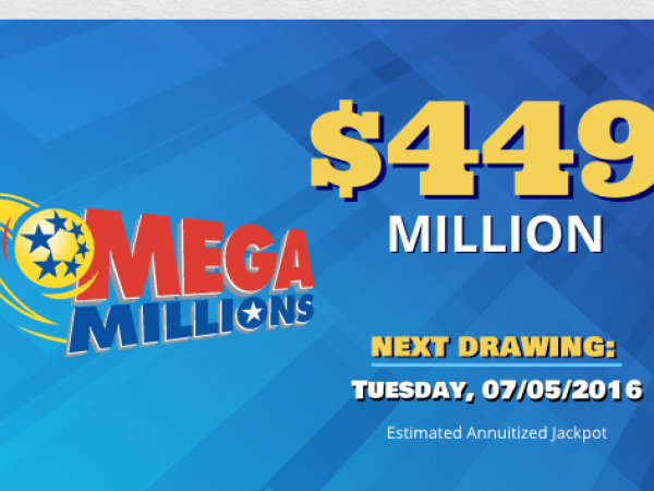 Mega Millions jackpot edges up to $454M
