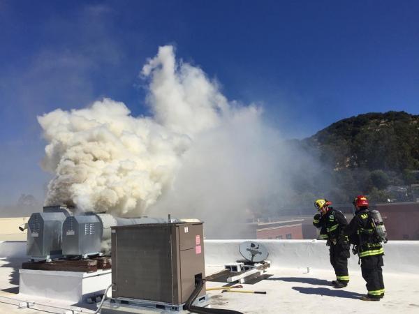 Fire Damages Downtown San Rafael Restaurant San Rafael