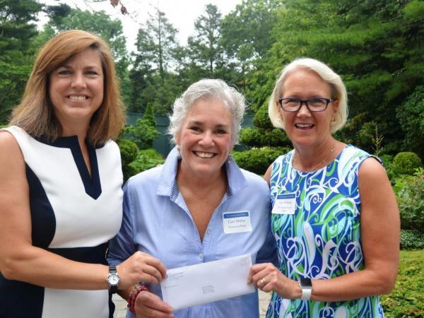The Community Fund of Darien Awards Grant to Person-to-Person