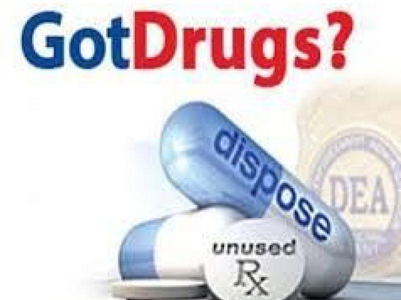 Orange Police Participate In Drug Take Back Day Orange