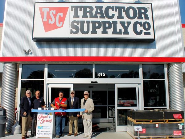 New Broker Ratings For Tractor Supply Company (NASDAQ:TSCO)