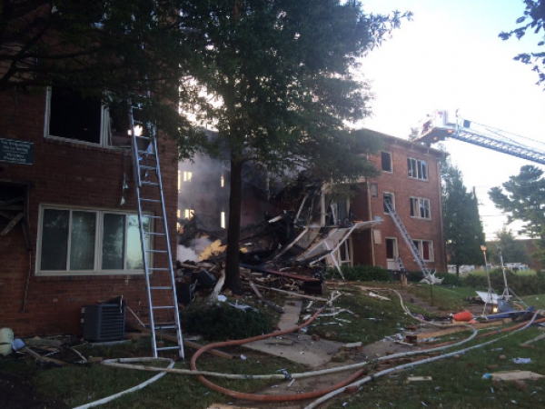 Death Toll Expected to Rise in Maryland Building Explosion