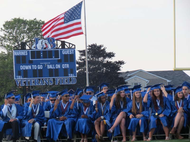 Long Beach High School Graduation 2016 Long Beach Ny Patch
