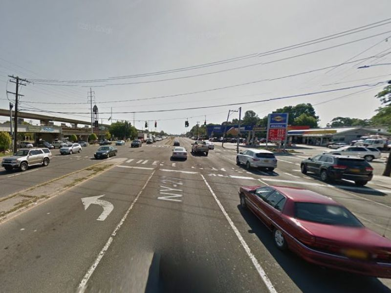 Update police id pedestrian struck killed by tow truck - Garden city police department ny ...