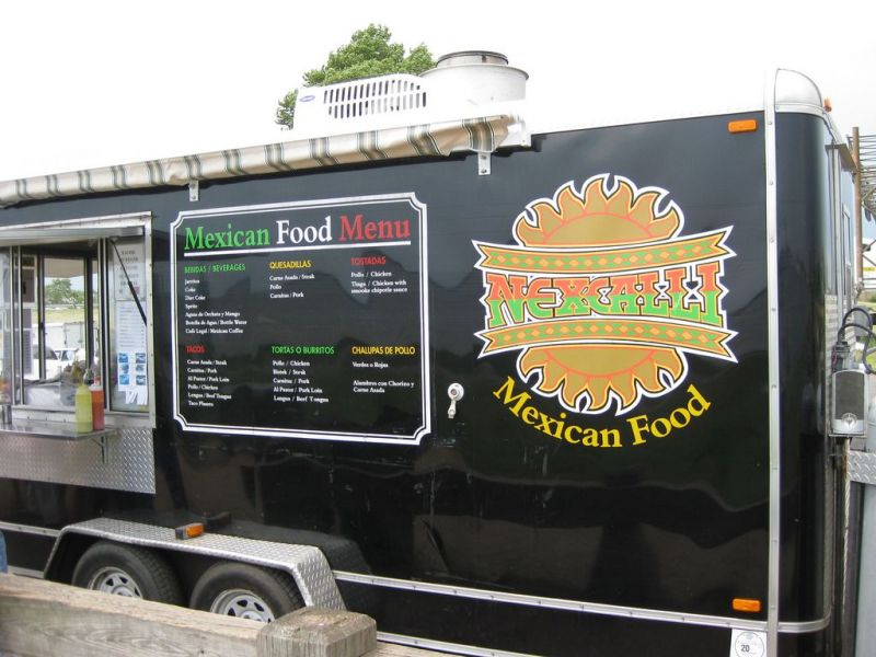 Taco Food Truck Ct