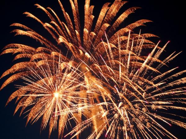 pics photos   4th of july celebration and fireworks show at seminole