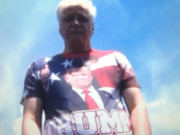 New Jersey Man Beaten with Crowbar for Wearing Trump T-Shirt