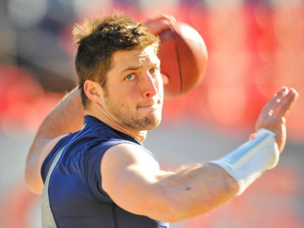Mets Sign Tim Tebow to Minor League Deal