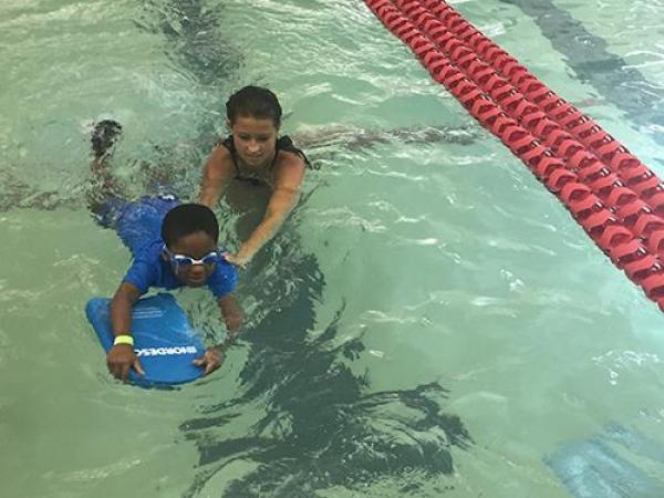 Ymca Of Burlington And Camden Counties Announces Opportunity To Enroll In Free Swim Safe Program