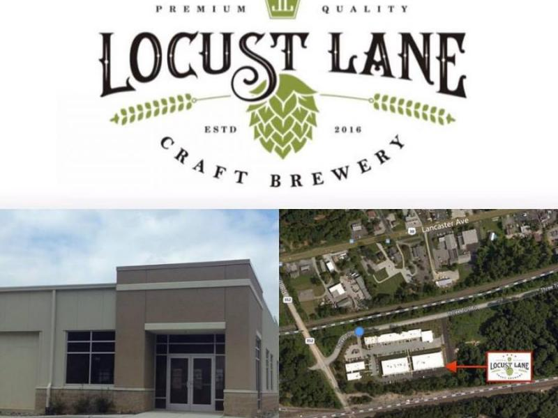 new locust lane brewery to open in chester county On locust lane craft brewery malvern pa