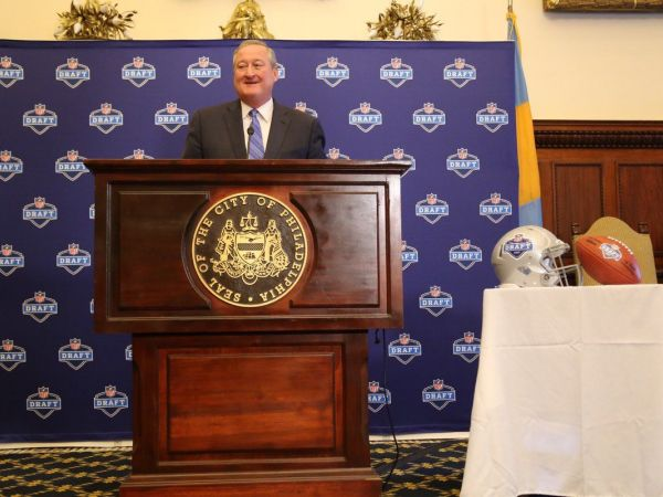 NFL to announce that 2017 draft headed to Philly