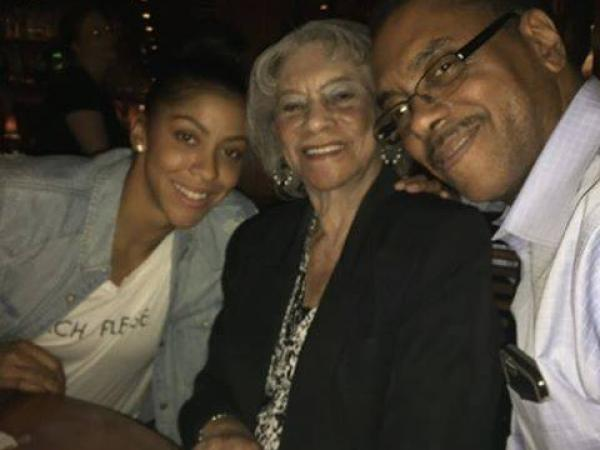 Candace Parker's grandmother, of Huntley, found in Joliet