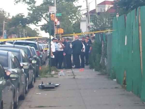 Police fatally shoot armed burglary suspect in Brooklyn