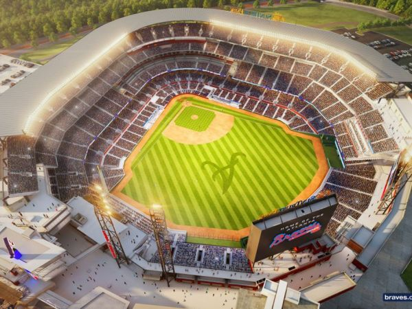 Braves to make debut at SunTrust Park on April 14, 2017