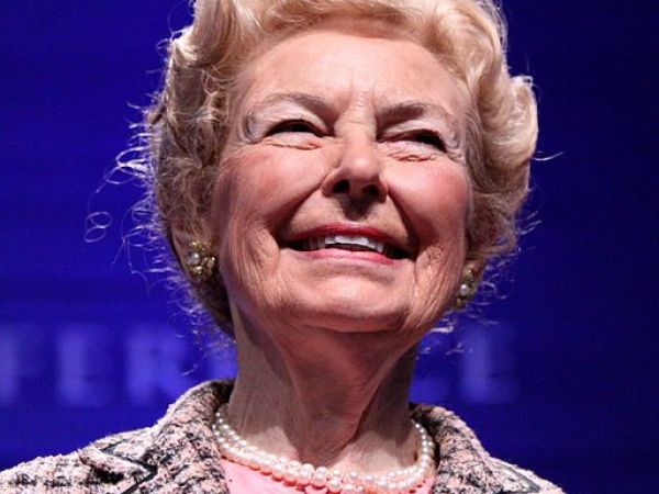 Phyllis Schlafly had impact on politics