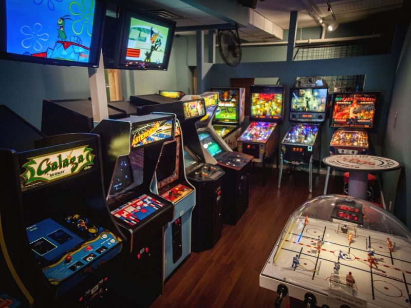 Green Brook Nj >> New Arcade-Themed Bar Opens in Metuchen Friday - Woodbridge, NJ Patch