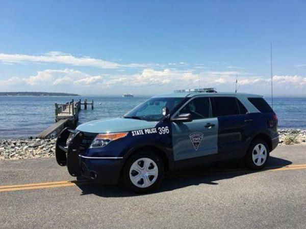 Stolen state police cruiser recovered in Somerville