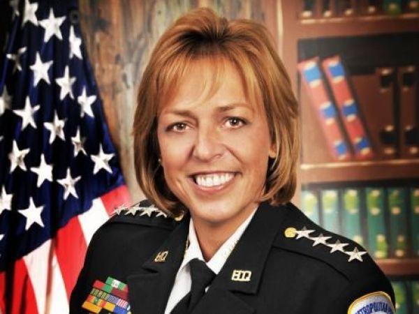 DC police chief to head National Football League security
