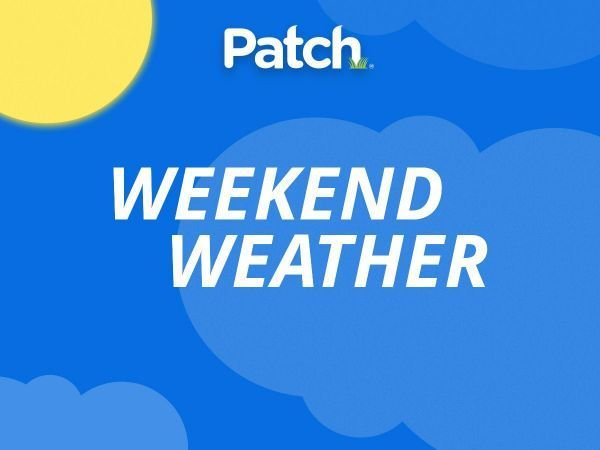 Cooler temperatures ahead for the holiday weekend