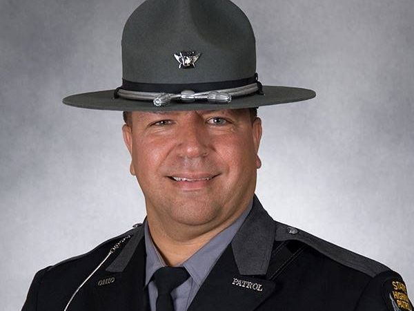 Man charged with killing Ohio trooper on Cleveland freeway