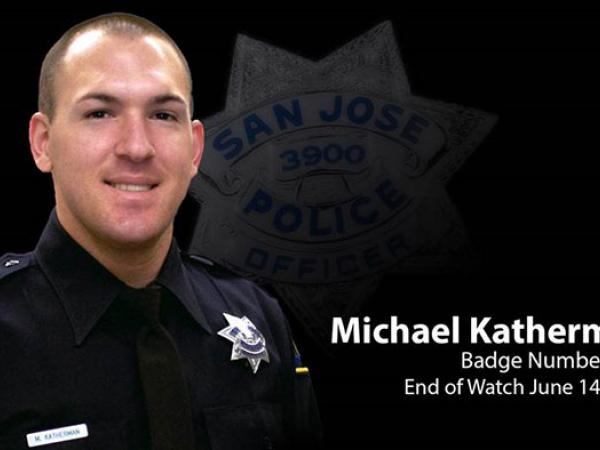 Thousands remember fallen San Jose officer