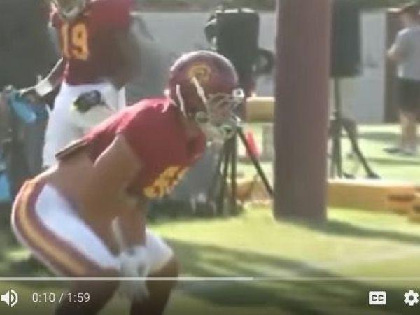USC Linebacker Osa Masina Charged with Rape in Utah