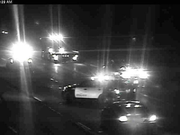 Fatal crash forces closure of I-35W north of Minneapolis