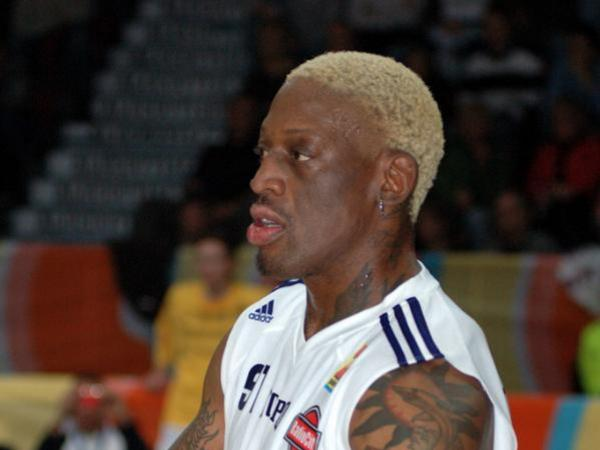 Dennis Rodman calls hit-run claim hearsay