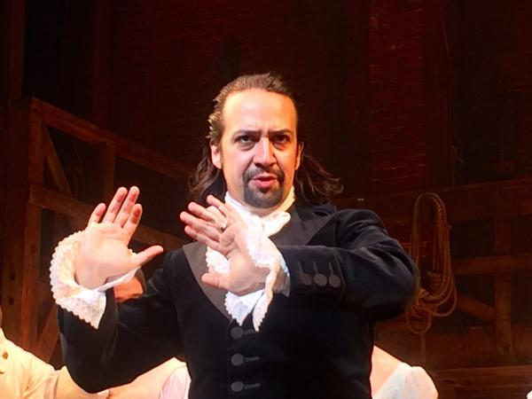 Lin-Manuel Miranda Takes His Final Bow in 'Hamilton'