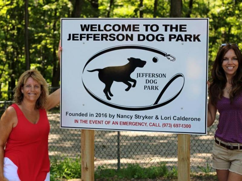 dog park in jefferson township open after two years of planning jefferson nj patch. Black Bedroom Furniture Sets. Home Design Ideas