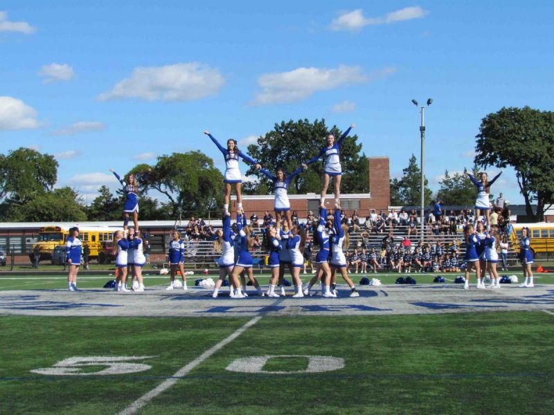 Dragons Soar At Homecoming Levittown Ny Patch