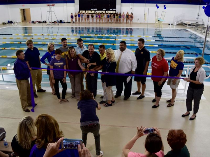 New Berlin Eisenhower To Host Swim Sectional For First Time In Years At Brand New Pool Nov 5