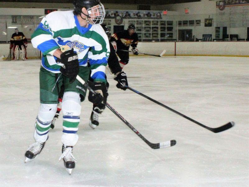 Ice hockey adult